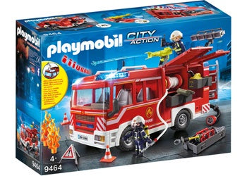Playmobil | City Action |9464 Fire Engine