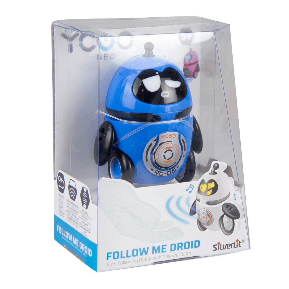 Silverlit | Follow Me Droid Robot | Assorted Single