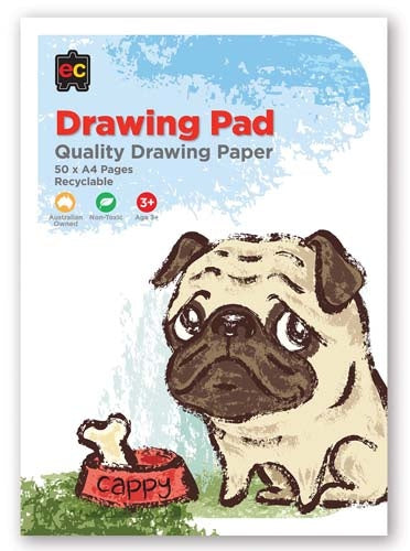 Drawing Pad (A4)