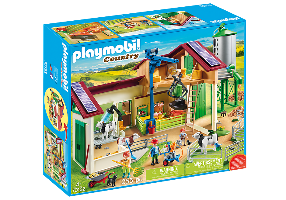 Playmobil | Country | 70132 Farm with animals