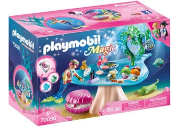 Playmobil | Magic | 70096 Beauty Salon with Jewel Case