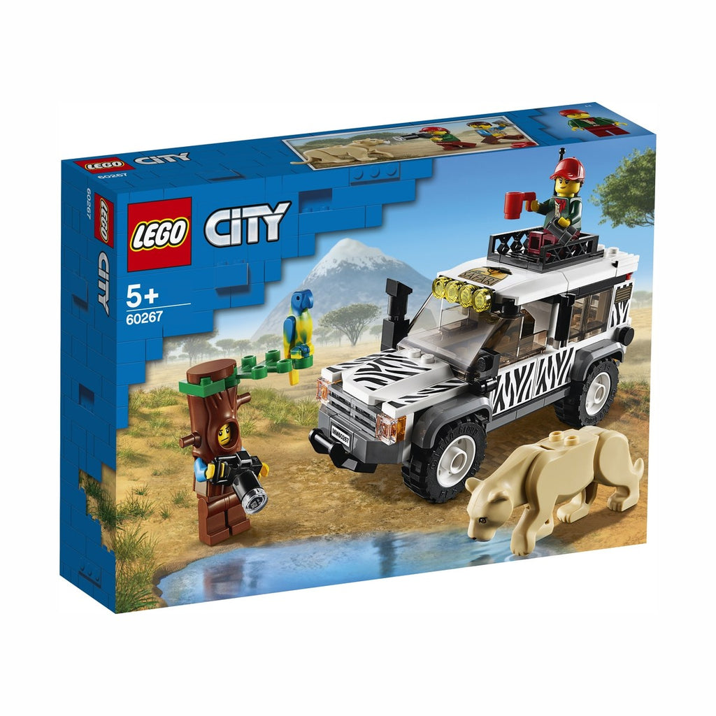 Lego | City | 60267 Safari Off Roader