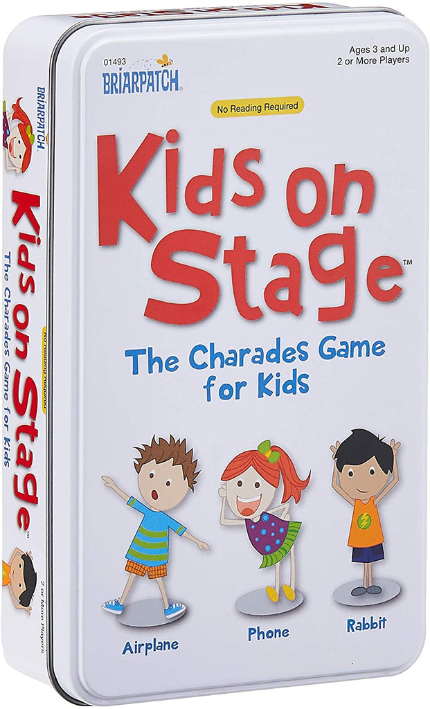 Kids on Stage | The Charades game for Kids