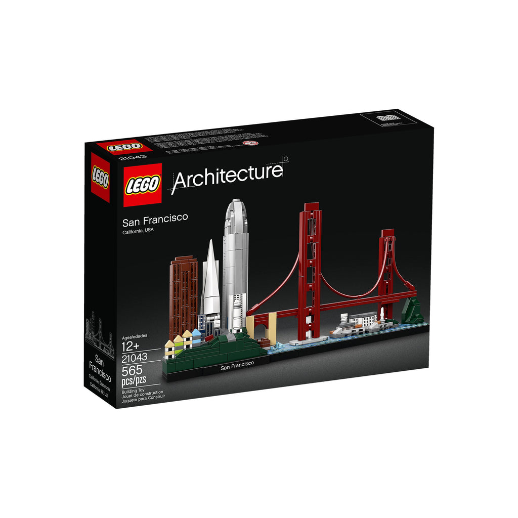 Lego | Architecture | San Francisco 21043