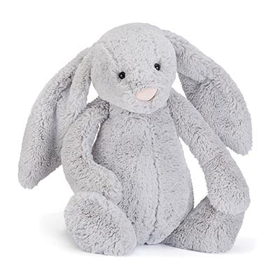 Jellycat | Bashful Silver Bunny | Small