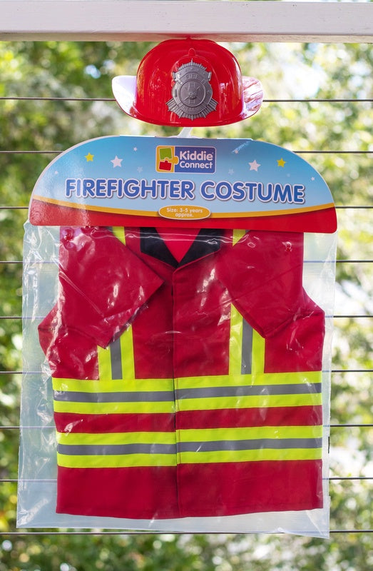 Firefighter Dress Up Costume