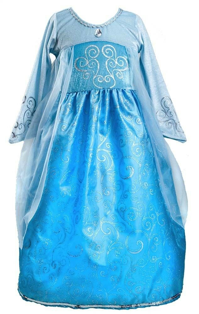 Little Adventures | Dress Up | Ice Princess | Size 5/7