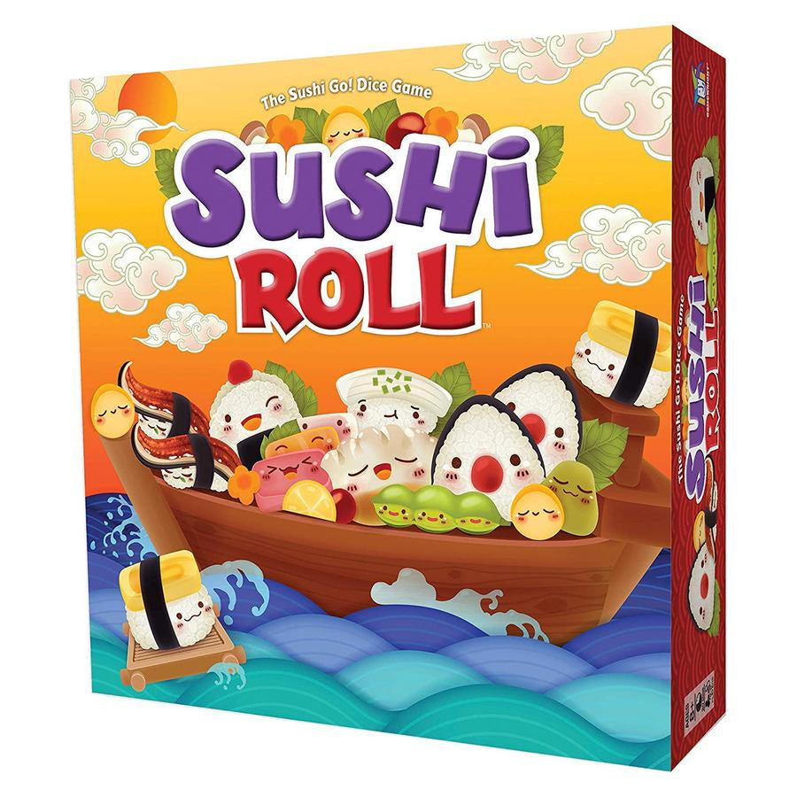 GameWright | Sushi Roll | The Sushi Roll Dice Game