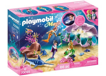 Playmobil |Magic | Pearl Shell Night Light