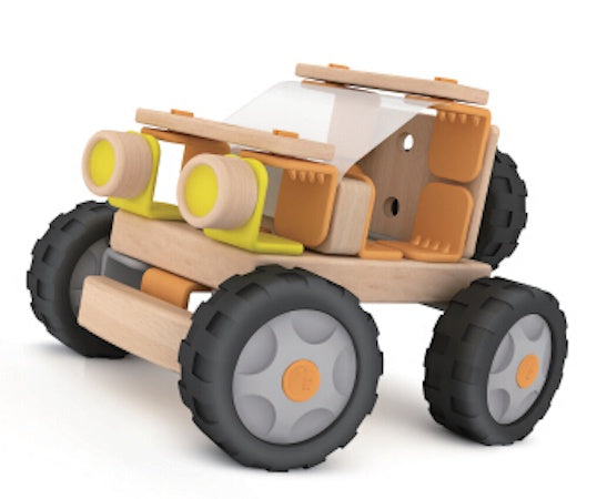Classic World | Off-road Vehicle 11-in-1 | 41 pce
