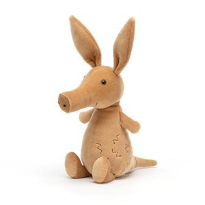 Jellycat | Woddletot Aardvark | Medium