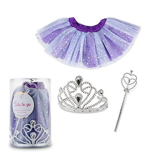 Pink Poppy | Tutu to Go | Purple Twinkling Star