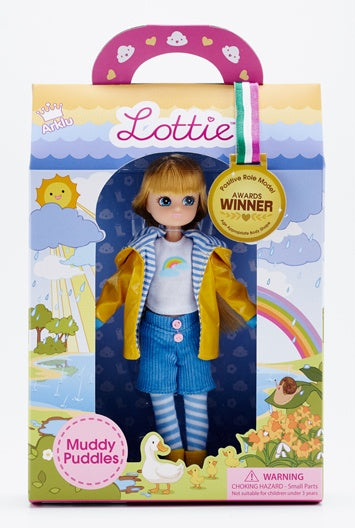 Lottie Dolls | Muddy Puddles Doll