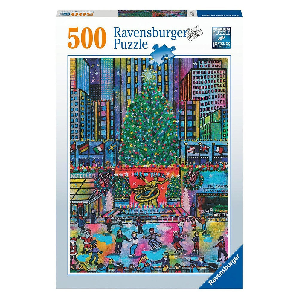Ravensburger | 500pc | Rockefeller Christmas