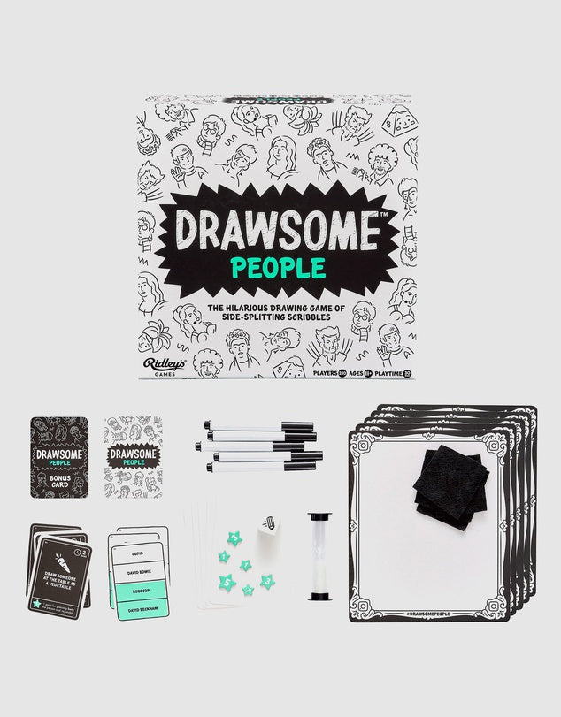 Ridley's Games | Drawsome People