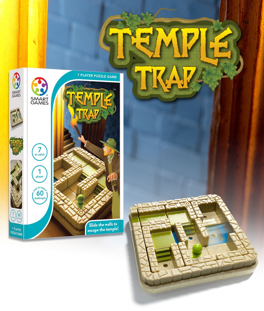 Smart Games | Temple Trap | single player