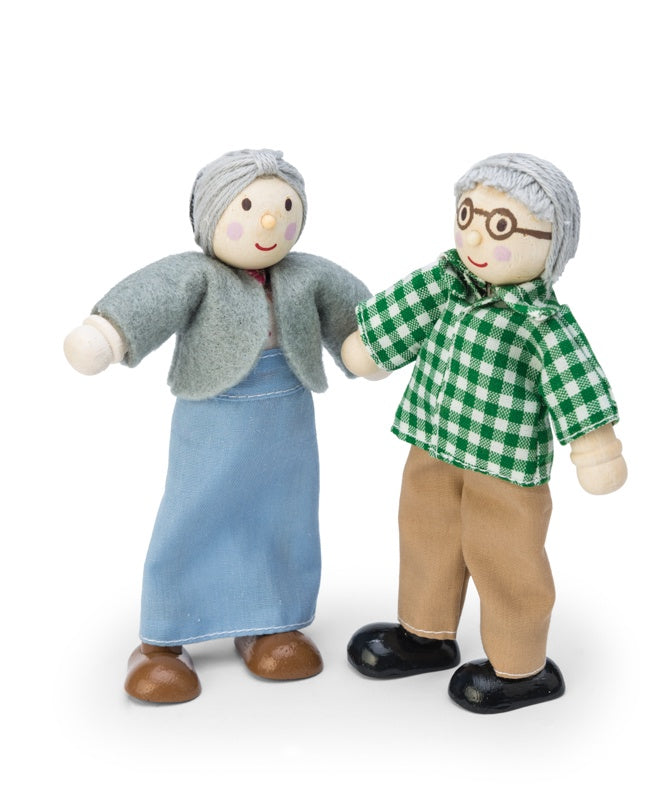 Le Toy Van | Daisy Lane | Grandparent Dolls 2 pack