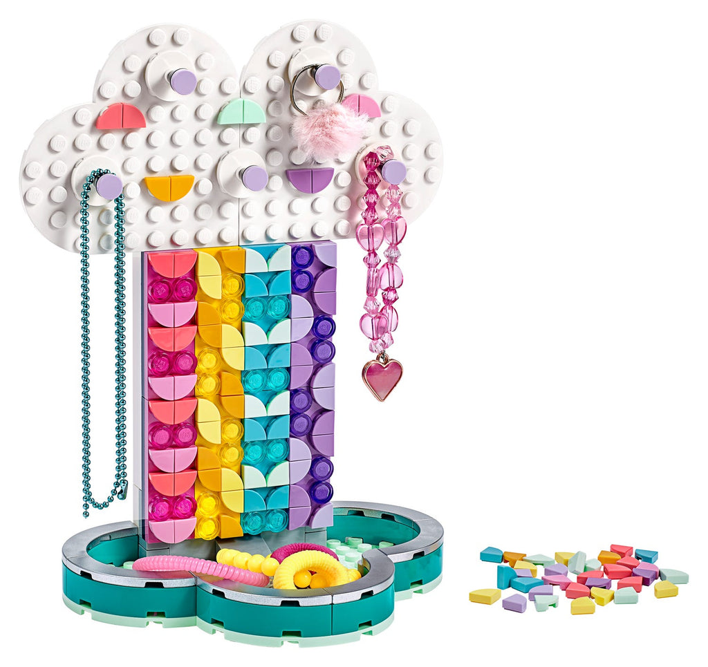Lego | DOTS | 41905 | Rainbow Jewelry Stand