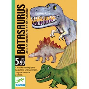 Batasaurus Card Game | Djeco | DJ5136