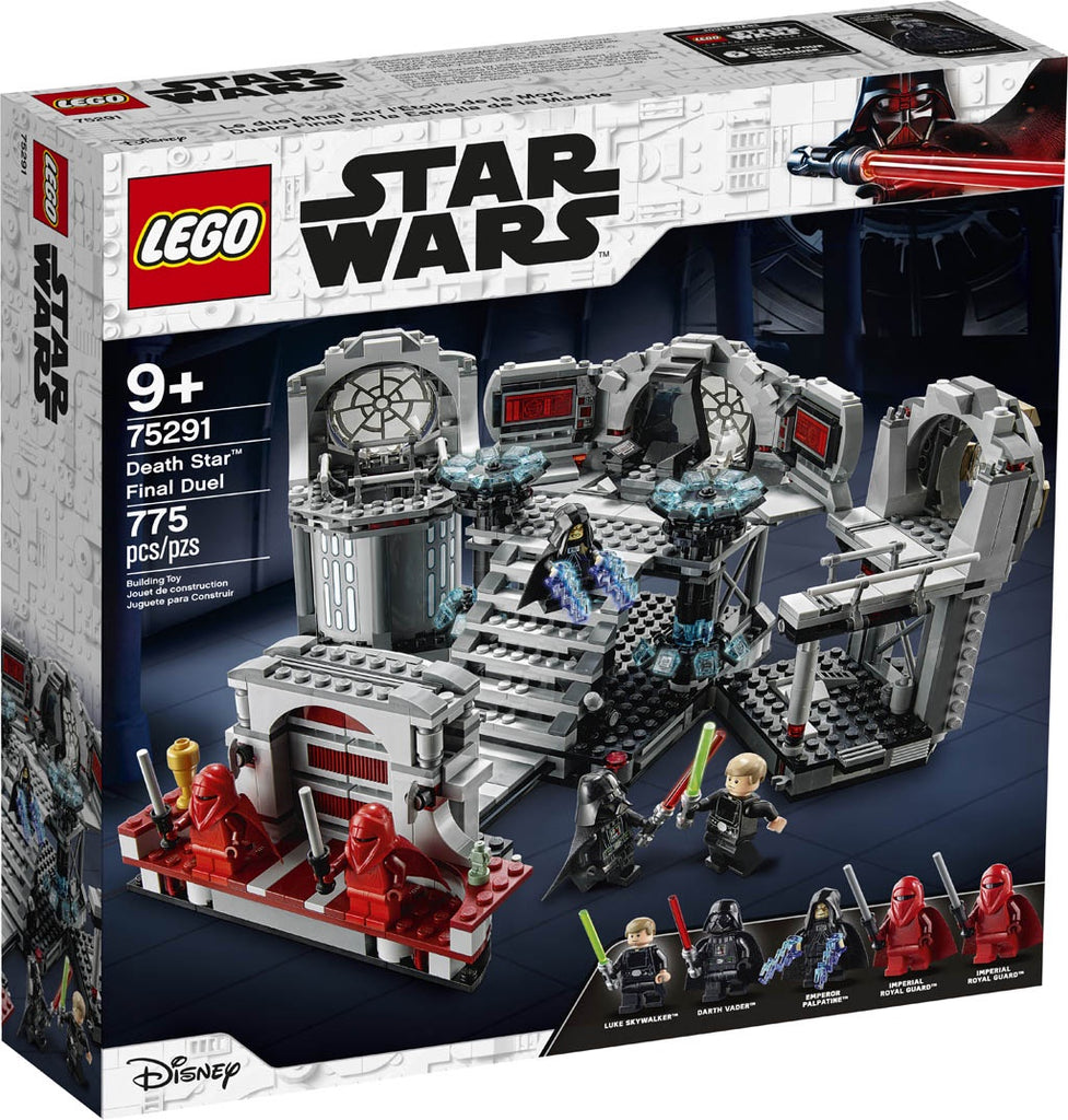 Lego | Star Wars | 75291 Death Star Final Duel