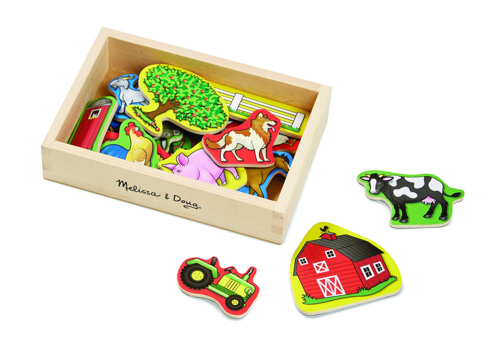 Melissa & Doug | Farm Magnets