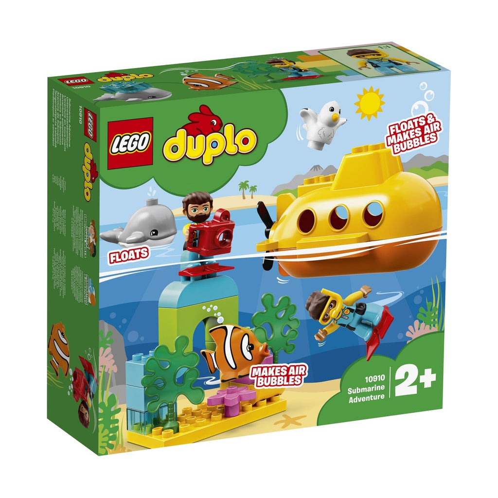 Lego | Duplo | 10910 Submarine Adventure
