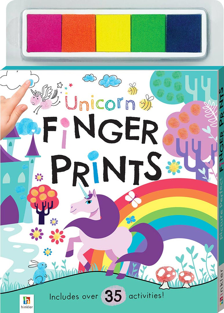 Finger Print Kit | Unicorn