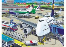Ravensburger | 100pc | 107636 |  The Airport