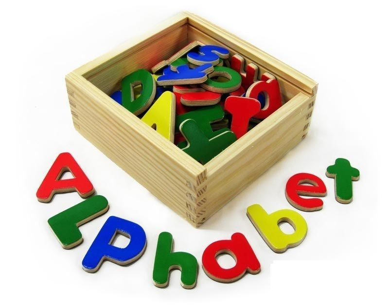 Fun Factory | 52pc Magnetic Alphabet