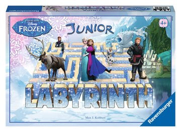 Ravensburger | Junior Labyrinth Frozen II