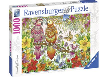 Ravensburger | 1000pc | 198221 Tropical feeling