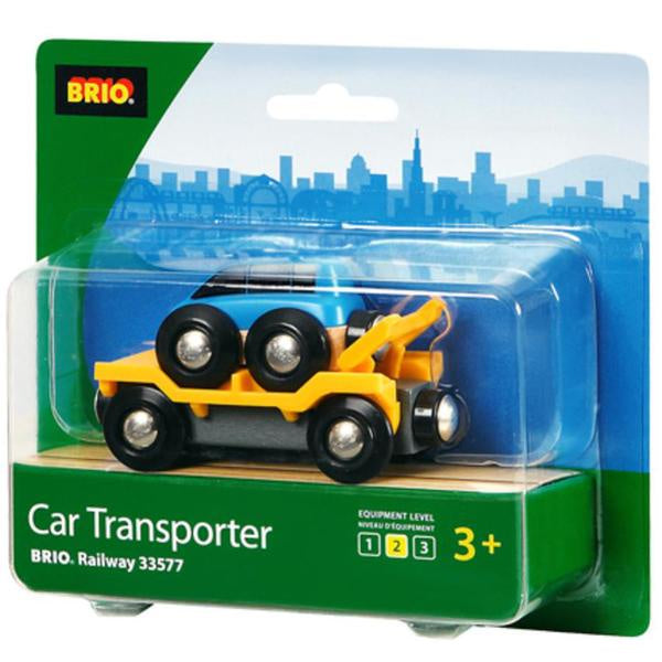Brio | Trains | Car Transporter