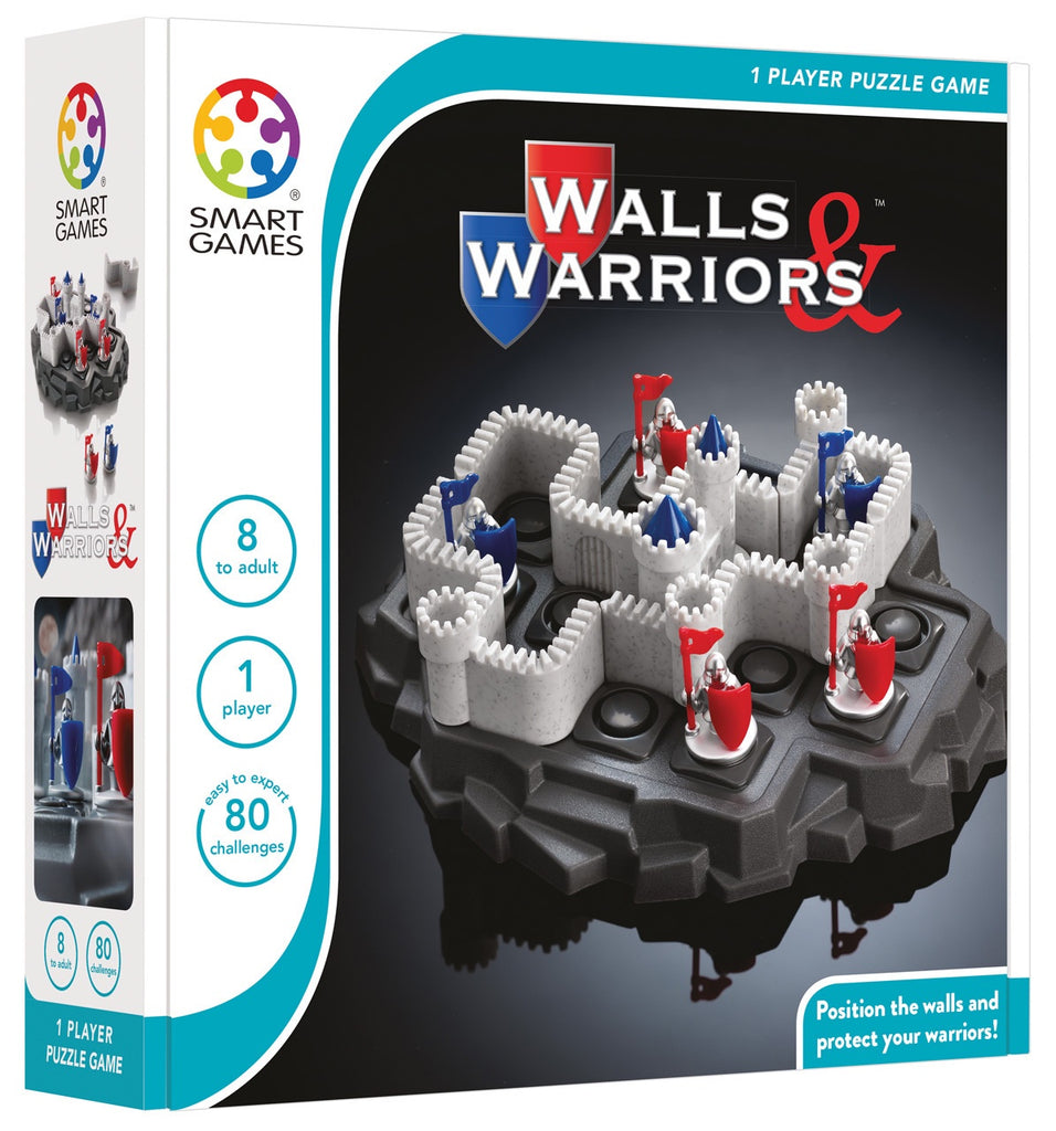 Smart Games | Walls & Warriors | Single Player