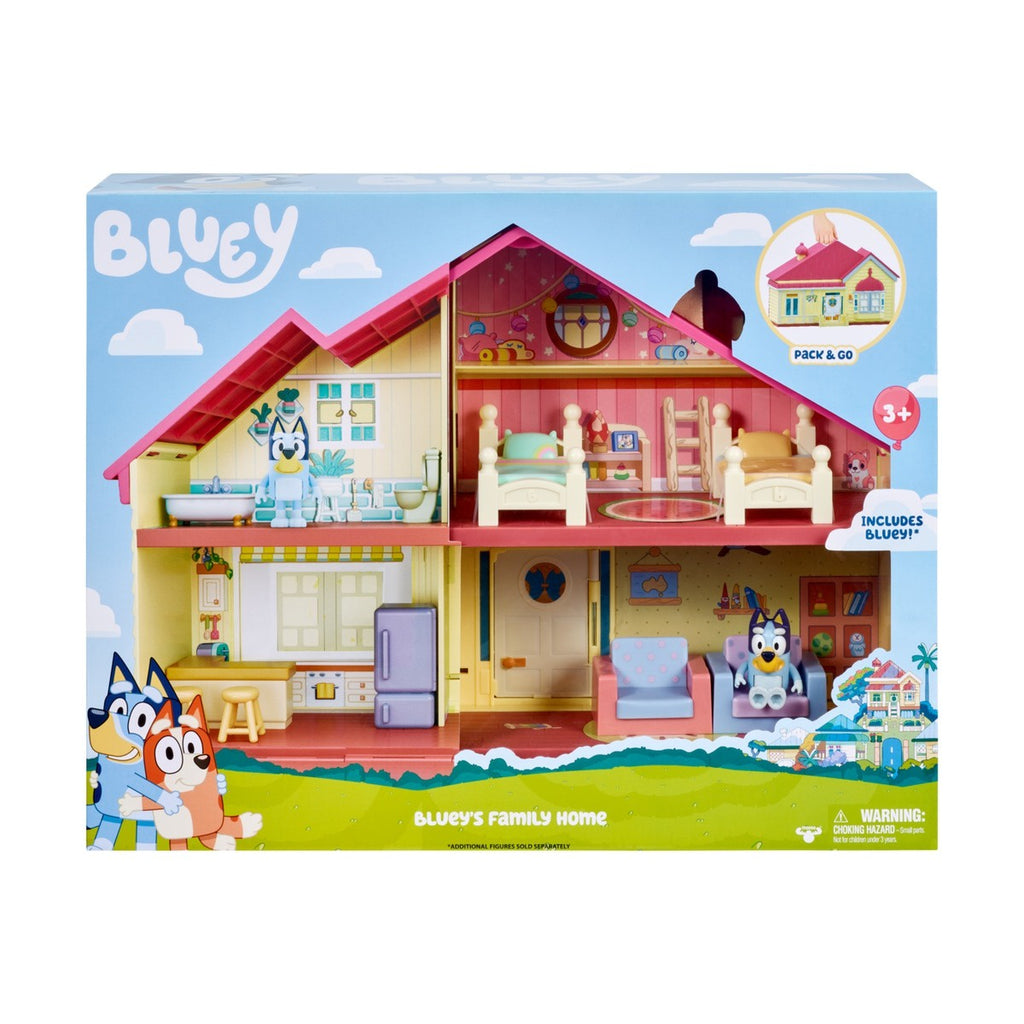 Bluey | Bluey Family Home Playset