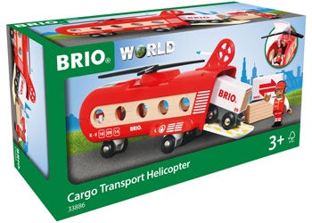 Brio | Trains | Cargo Transport Helicopter