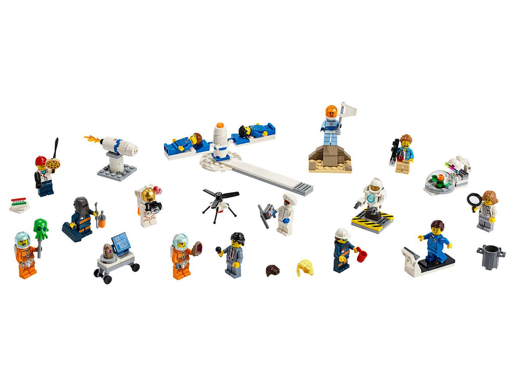 60230 | Space People Pack