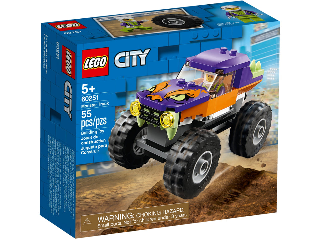 Lego | City | 60251 Monster Truck