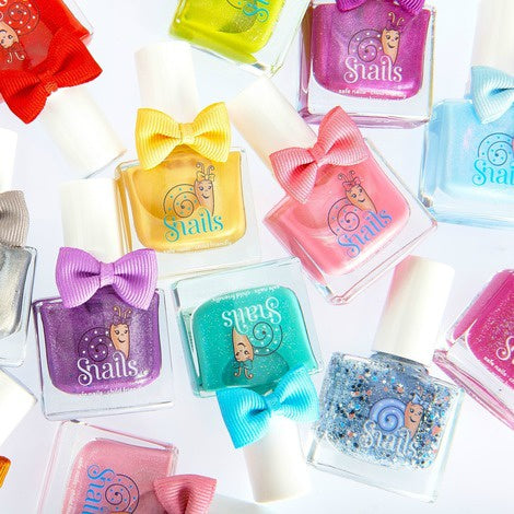 snails kid friendly nail polish