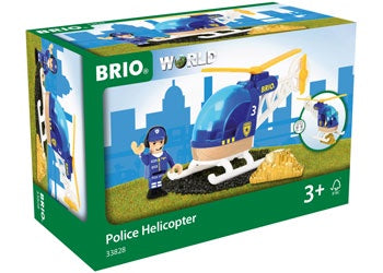 Brio | Trains | Police Helicopter