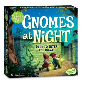 Peaceable Kingdom | Gnomes at Night