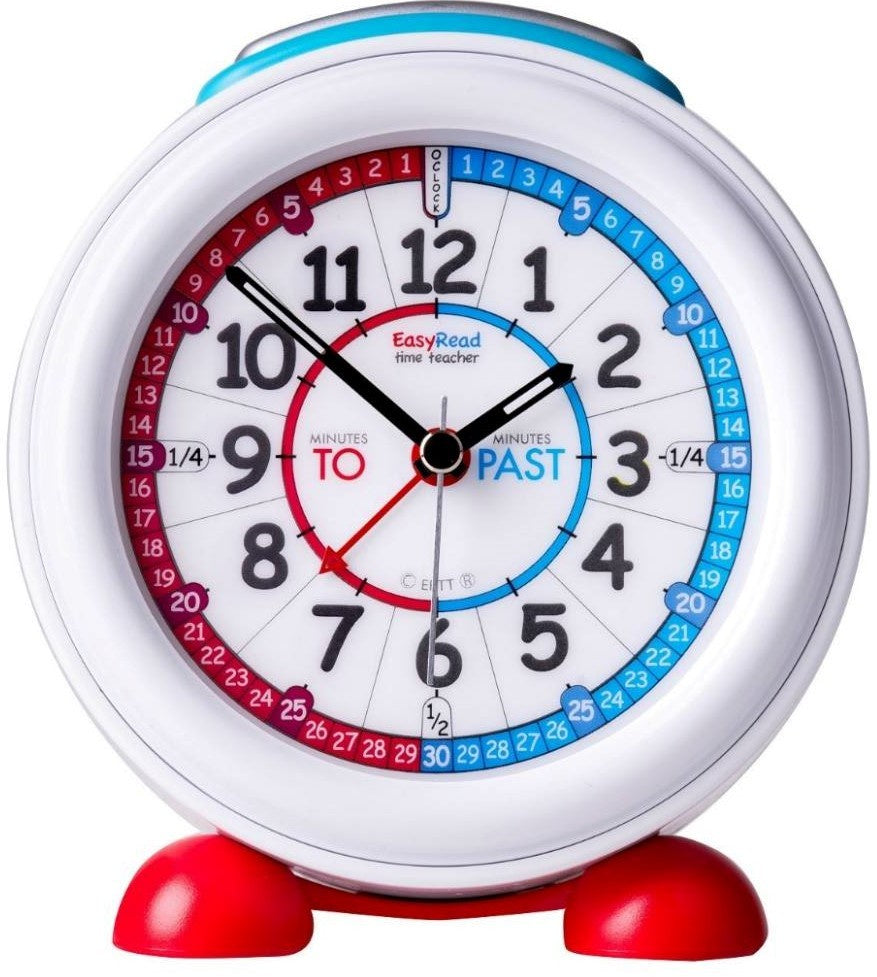 Easy Read Time Teacher | Alarm Clock