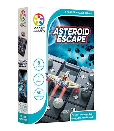 Smart Games | Asteroid Escape | Single Player