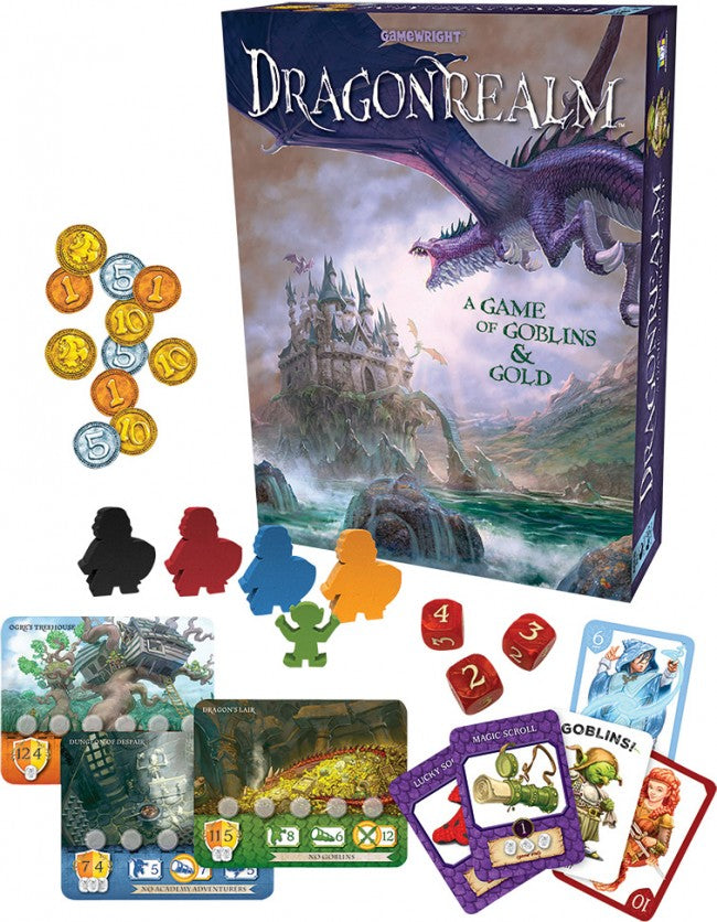 Gamewright | DragonRealm