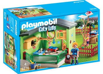 Playmobil | City Life | 9276 Cat Boarding