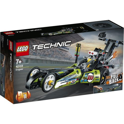 Lego | Technic | 42103 Dragster