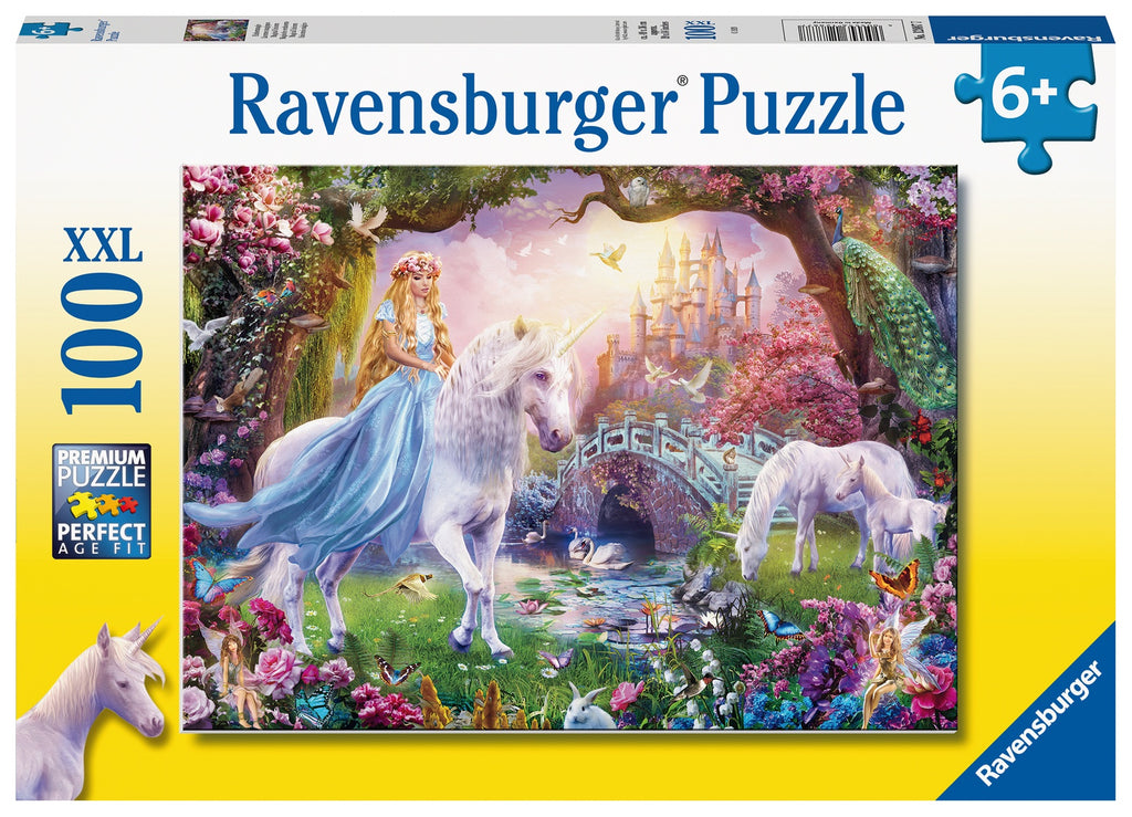 Ravensburger | 100pc | 128877 | Magical Unicorn