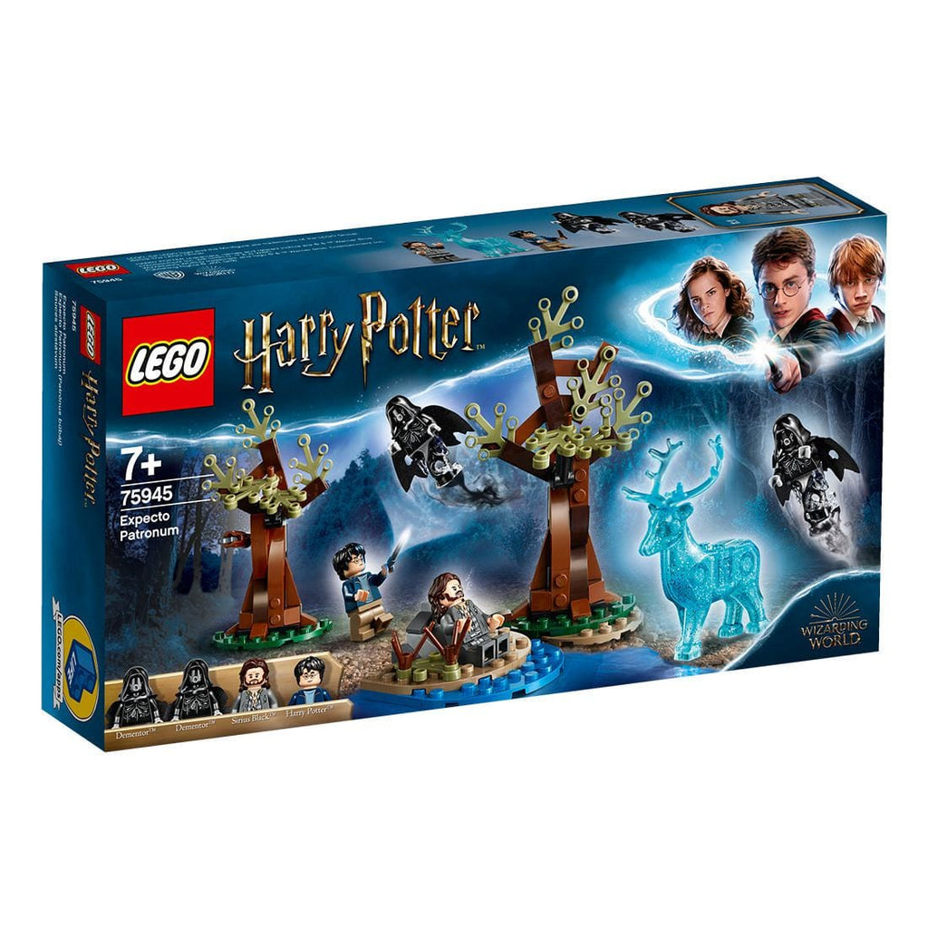 Lego | Harry Potter | 75945 Expecto Patronum