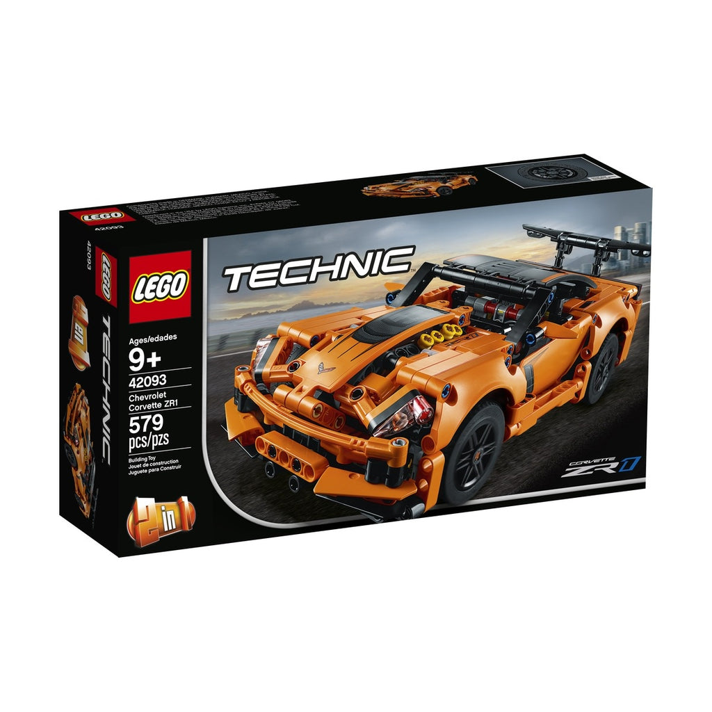 Lego | Technic | 42093 Chevrolet Corvette ZR1