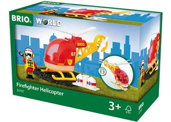 Brio | Trains | Firefighter Helicopter