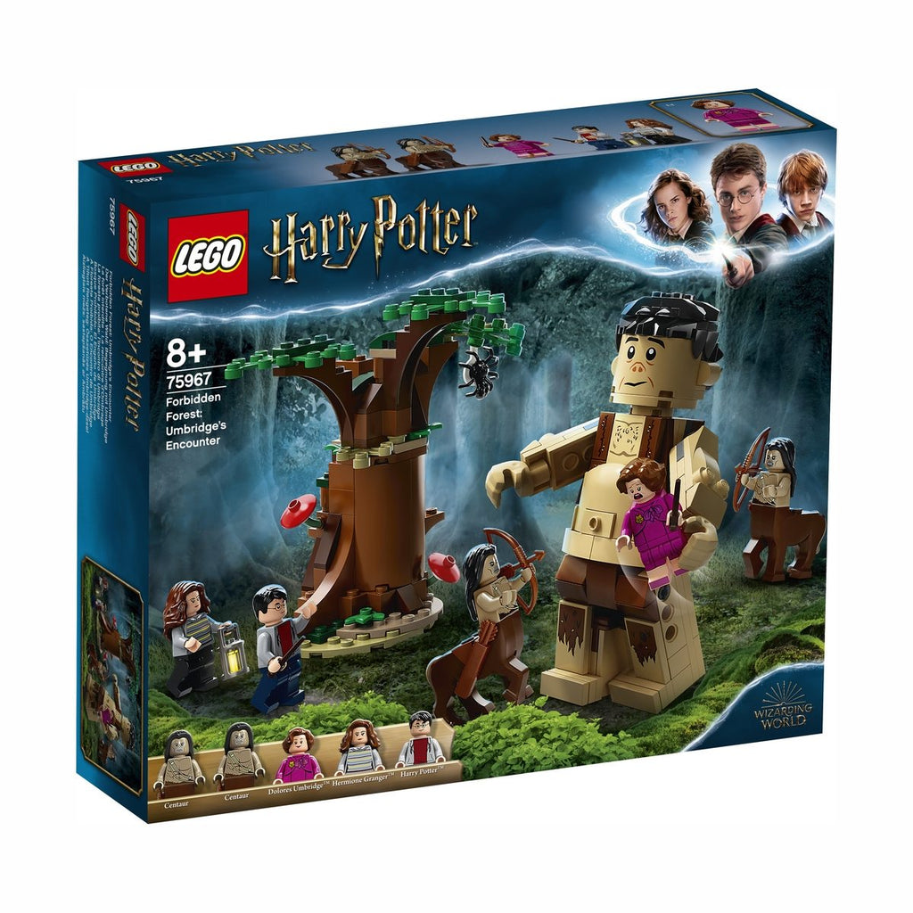 Lego | Harry Potter | 75967 Forbidden Forest Umbridge's Encounter